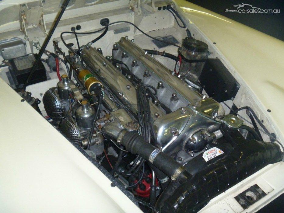 1958 JAGUAR XK150 DROPHEAD CPE straight 6 twin carb 3.5litre ...