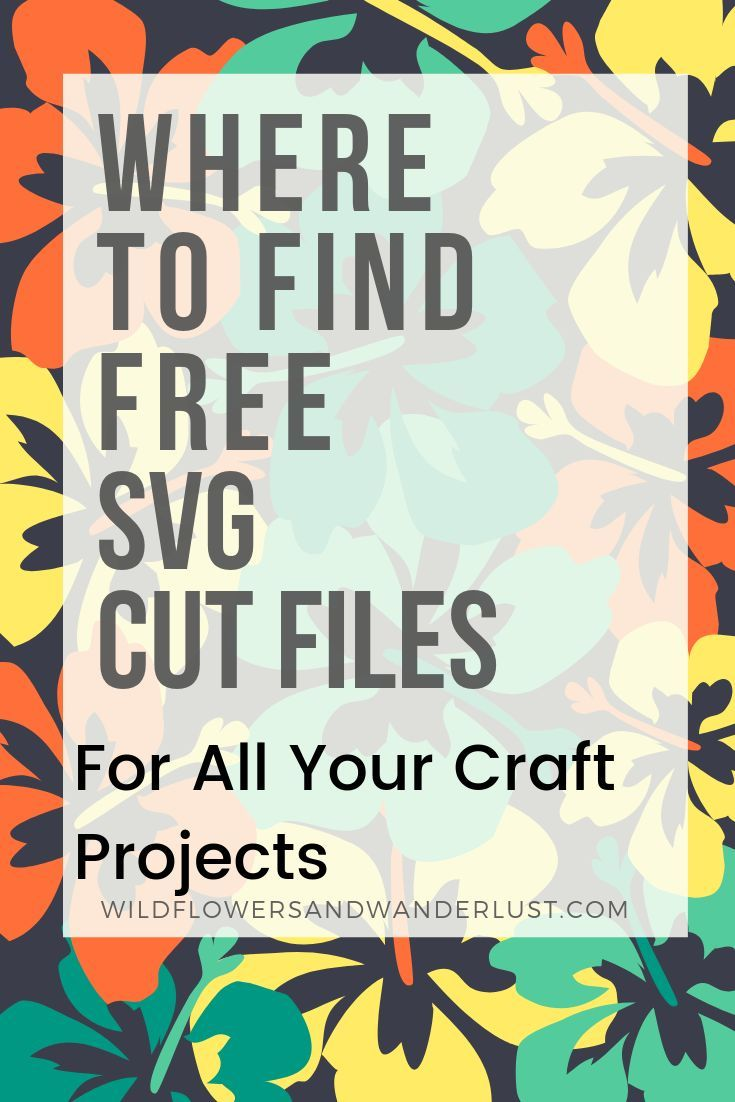 Download Free SVG Files and Where to Find Them | Cricut tutorials ...