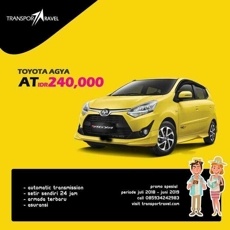 Rental Sewa Mobil Toyota Agya Matic Di Bali Dengan Gambar