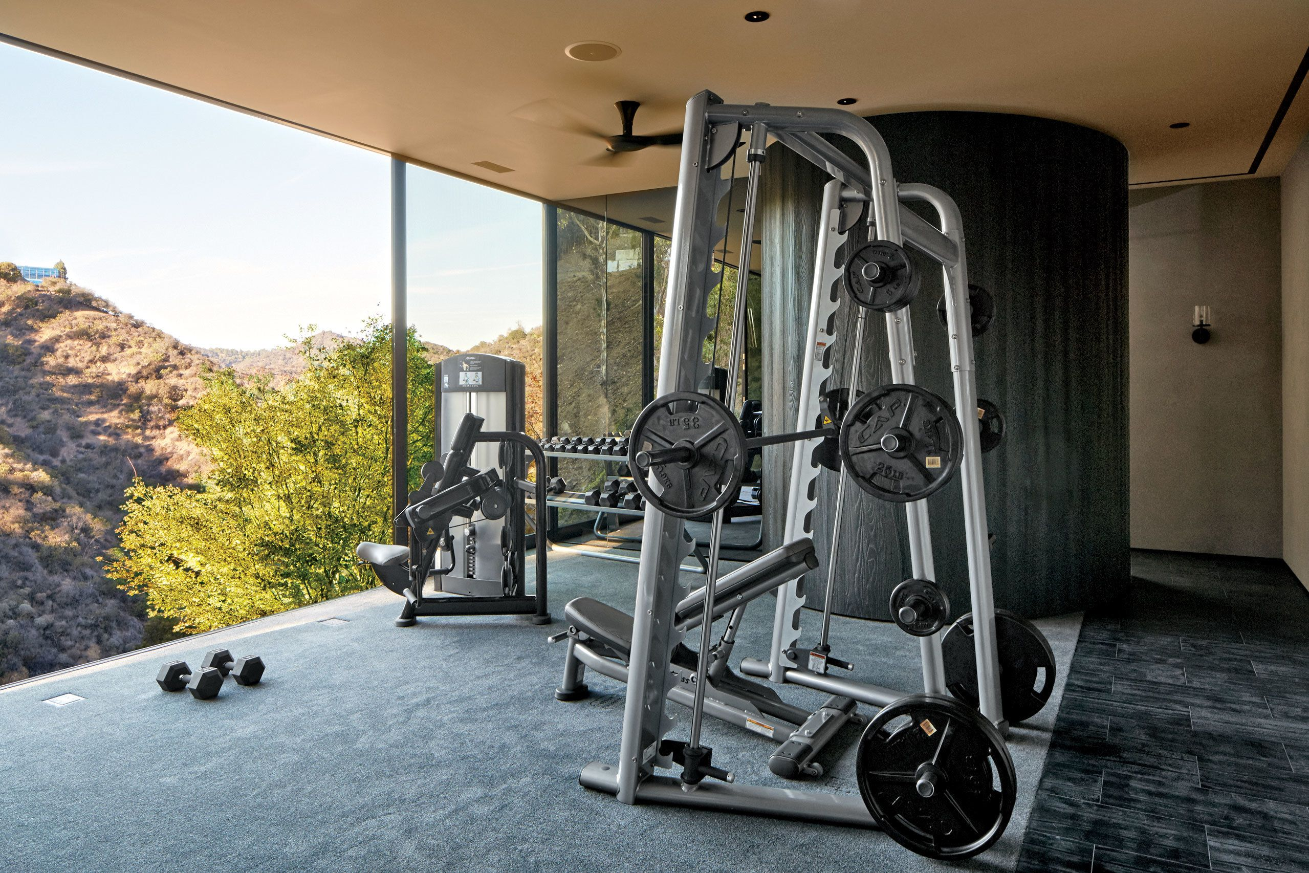 best home gym designs. 10 Home Gyms That Will Inspire You to Sweat  Architectural Digest Gym design