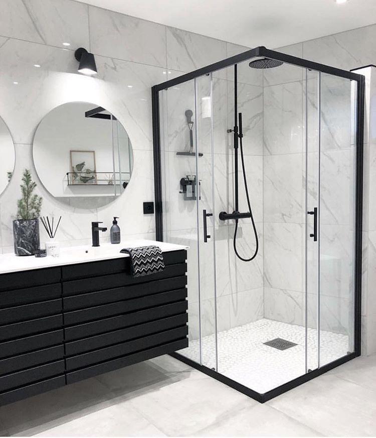 "Inspi_Deco on Instagram: ""▪️ Bathroom Design ?  Inspi @boogreis  #picoftheday #toilette #wc #bathroom #bathroomdecor #bathroomdesign #bathroomideas #classy #marbre…"", ▪️ Kitchen decor ? ? Inspi @no14hectorshouse #picoftheday #instalike #kitchen #kitchendesign #kitchendecor...,  #BanheiroSimples #Bathroom #bathroomdecor"