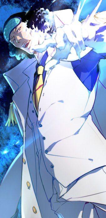 One Piece | Aokiji