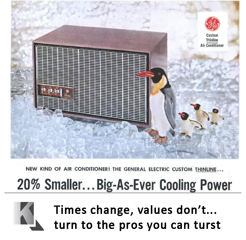 Old Air Conditioning Advertisements Air conditioner