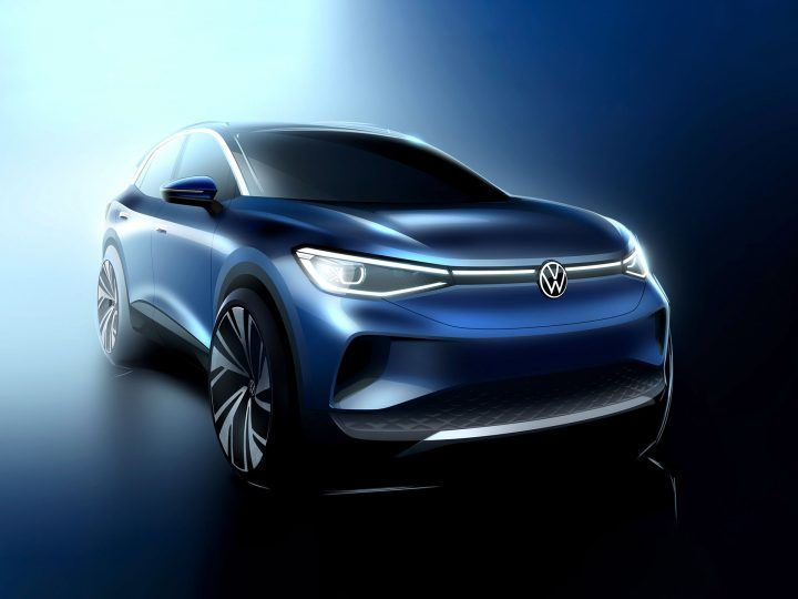 Volkswagen ID.4: design preview #cardesign #volkswagen #automotivedesign #autodesign #cardesignworld #cardesignercommunity #carrendering #electriccars #suv