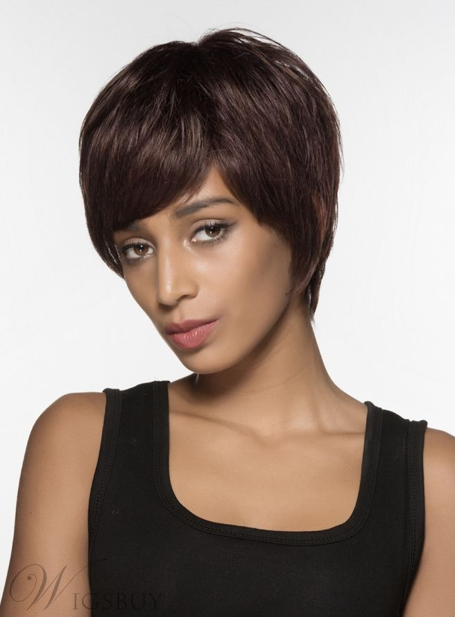Mishair® Beautiful Short Straight Capless