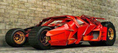 Crazy Cool Car