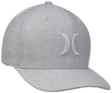 1fa7540ba Amazon.com: Hurley Men's One and Textures Hat Flex Fit: Clothing ...
