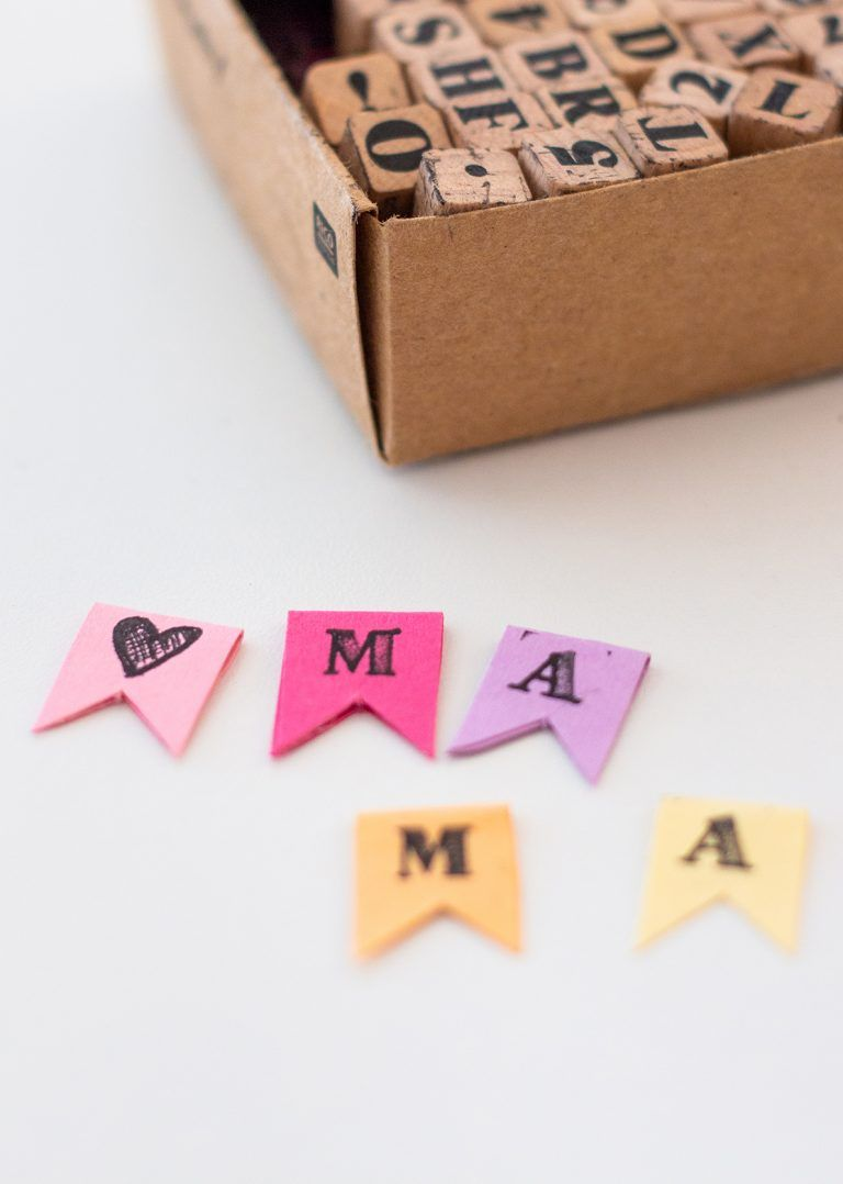 Diy Geschenke Zum Muttertag Drei Ideen Zum Selber Basteln