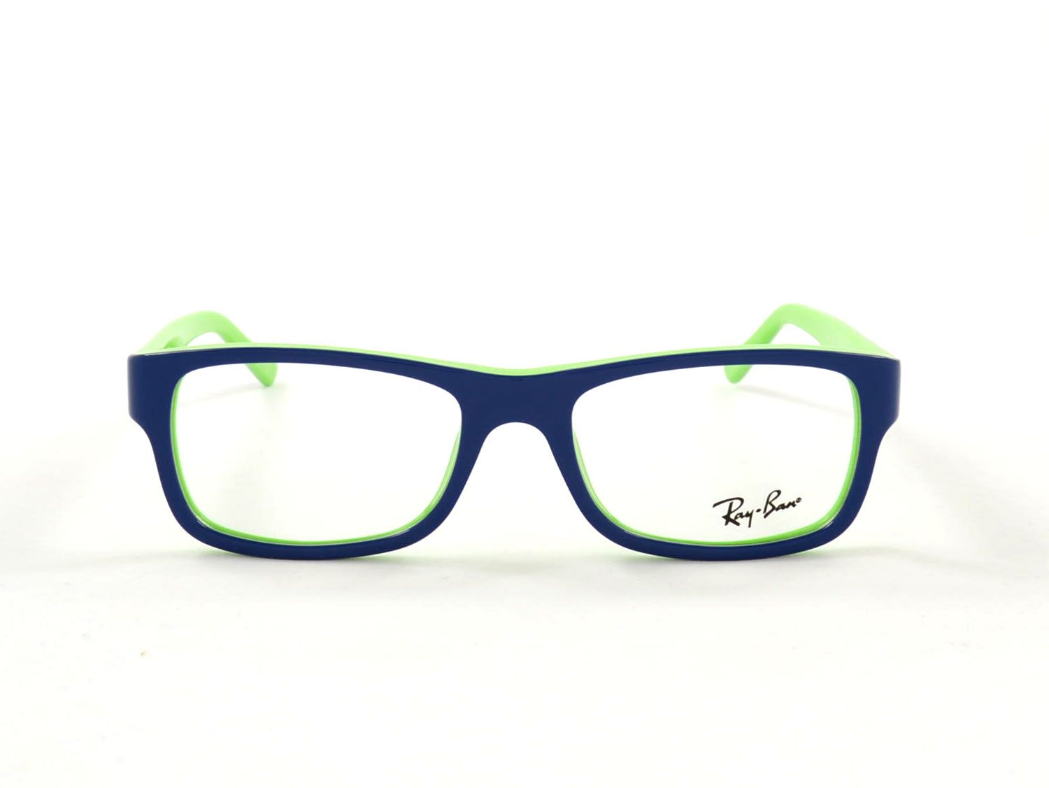 09e2a8a584 Ray Ban RB5268 5182 50 Top Blue on Green (Brillen) Brillen online kaufen