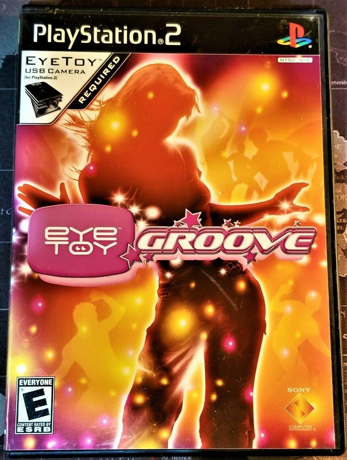 Eyetoy Groove Sony Playstation 2 2004 711719734529 Ebay In 2021 Playstation Playstation 2 Sony Playstation
