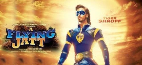 A Flying Jatt 3rd Day Box Office Collection