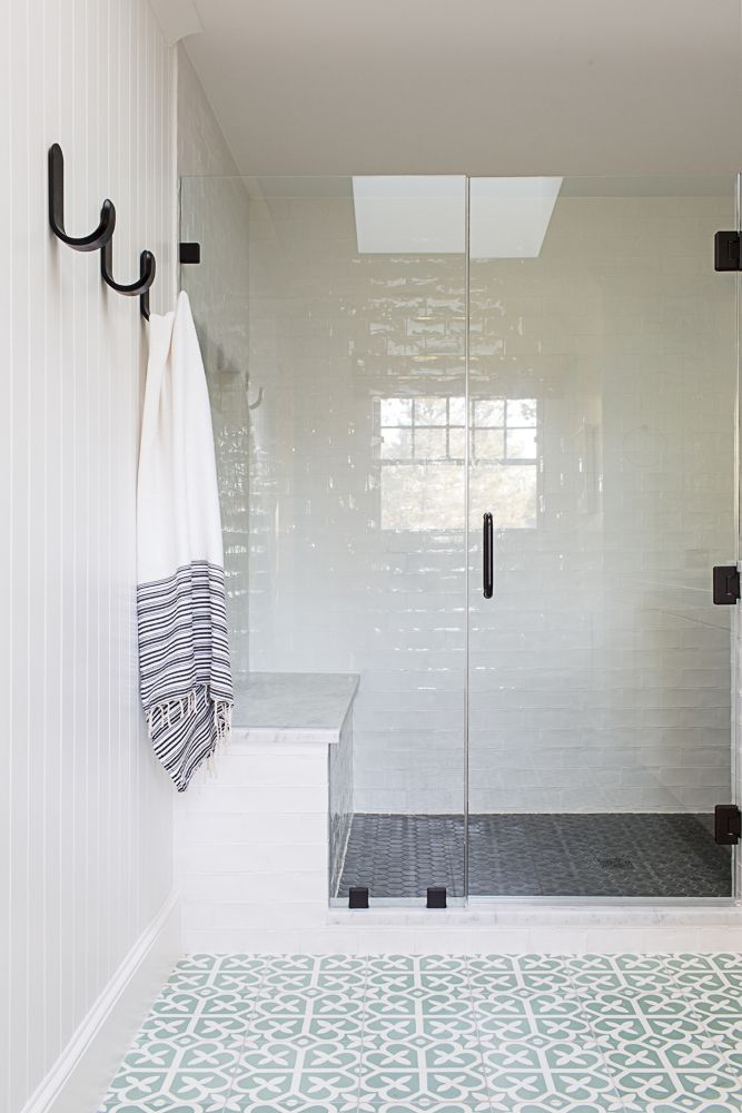 Practical Master Bathroom Ideas: Syracuse Master Bathroom