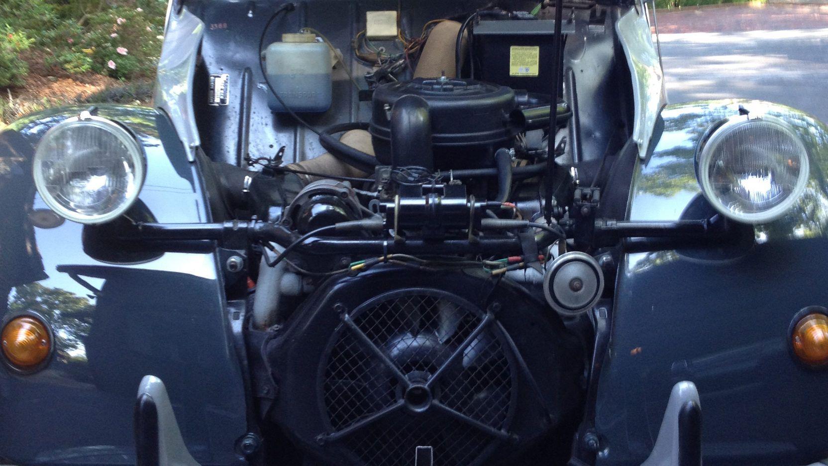 1981 Citroen 2 Cv Charleston Convertible W58 Kissimmee 2015 Kissimmee Mecum Auction Auction Sites