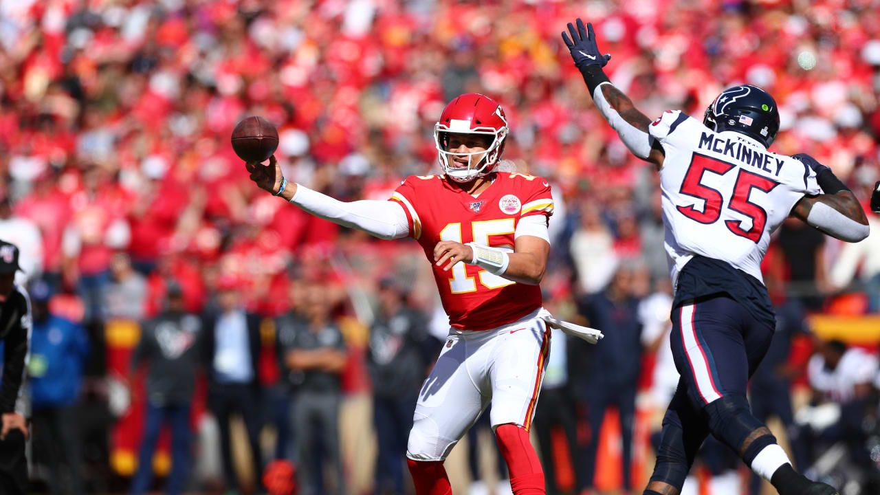 Chiefs vs. Texans Game Preview National Football League