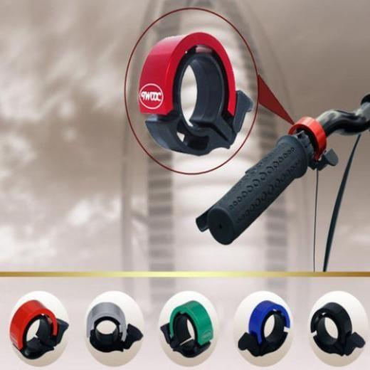 Bicycle Loud Horn Aluminum Alloy Bike Bell Alarm Ring MTB For Cycling Handlebar