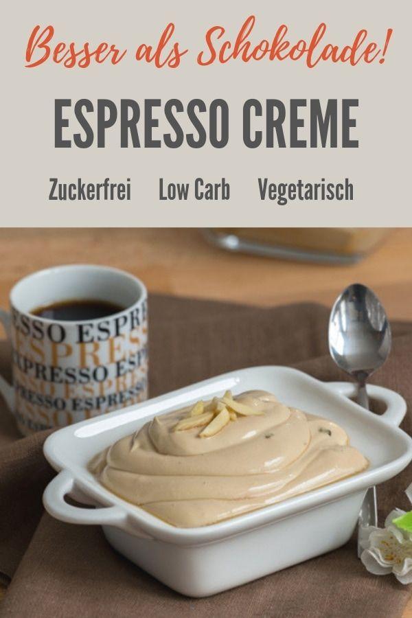 Espresso-Mascarpone-Creme - Sassys Weg mit GetFit Fitness
