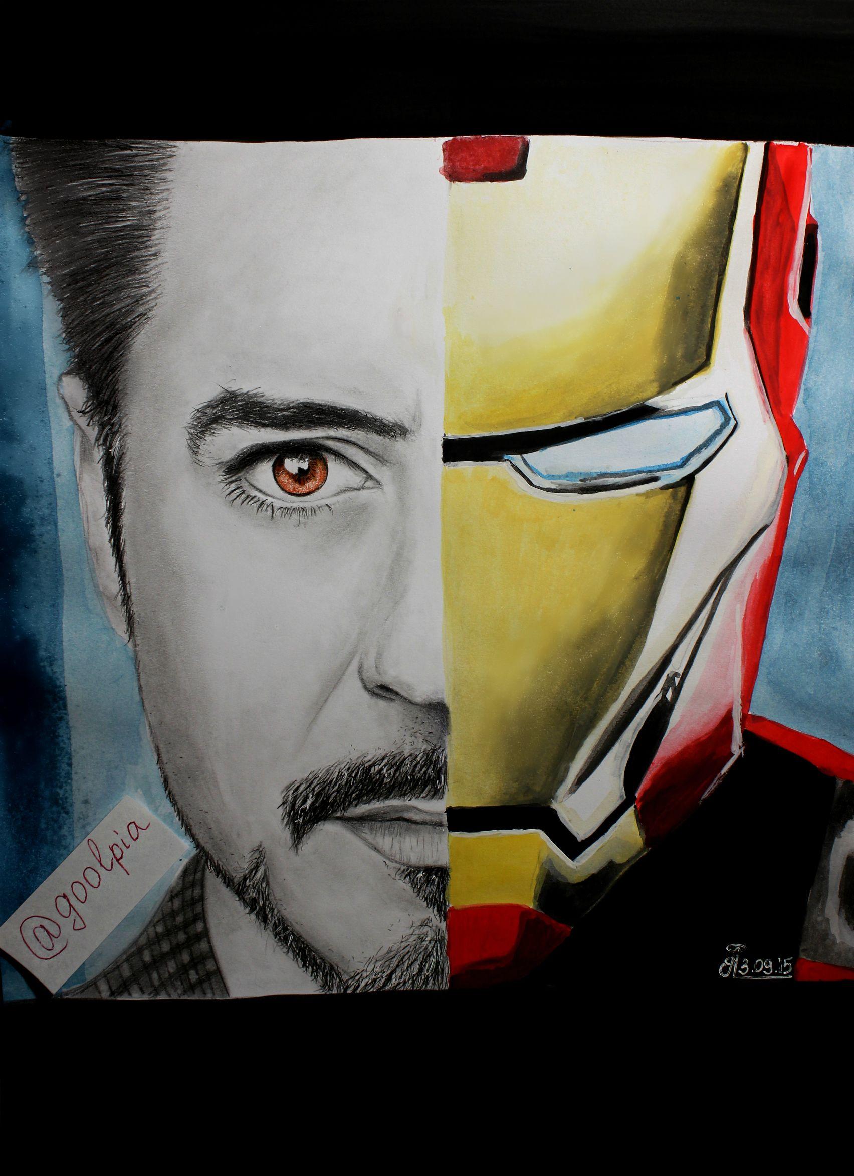 Marvel Zeichnen