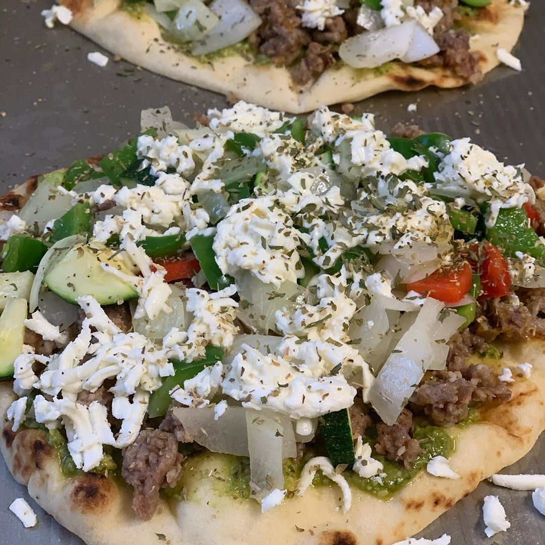 Kitchen was a mess from dinner so why not prep Friday nights dinner and only clean the kitchen ☝️ time! Naan bread pizza that will go on the grill tomorrow! #grilledpizza #traegergrills #healthyrecipes #worksmarternotharder #fridaynightdinner Kitchen was a mess from dinner so why not prep Friday nights dinner and only clean the kitchen ☝️ time! Naan bread pizza that will go on the grill tomorrow! #grilledpizza #traegergrills #healthyrecipes #worksmarternotharder #fridaynightdinner Kitche #fridaynightdinner
