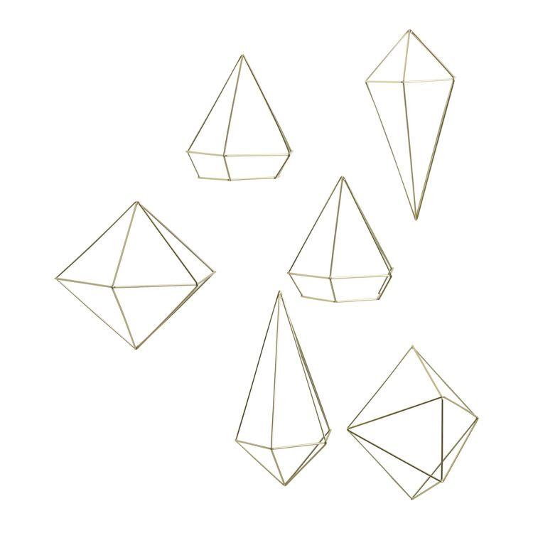 Deko-Objekte & Wanddeko - Wandskulpturen Cubes - 783.121.8