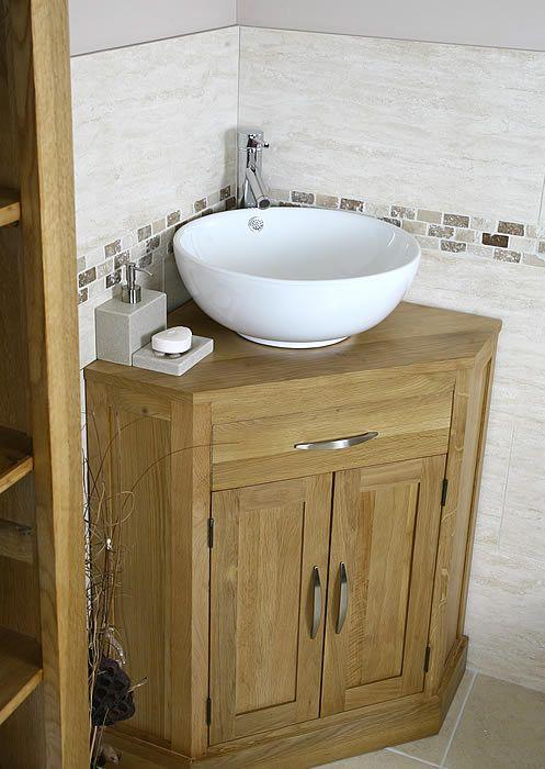 Corner Bathroom Vanity Oak And Ceramic Corner Bathroom Vanity Sink Set Click Bathroom