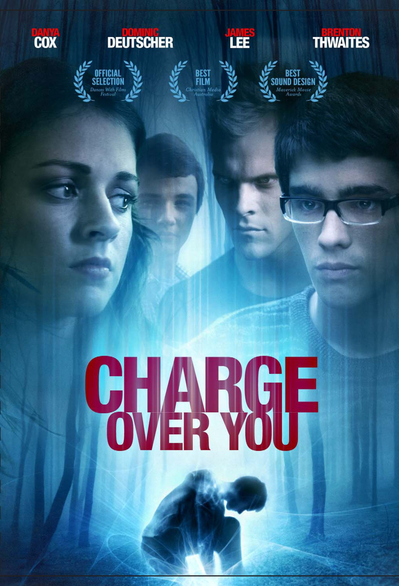 Charge over you christian movie film on dvd cfdb
