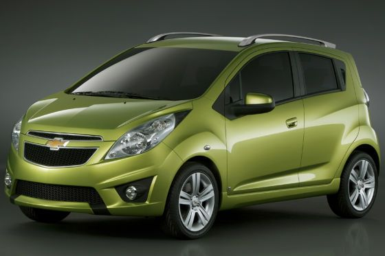 Cool Color Chevrolet Spark Chevrolet Spark Chevy Small Cars
