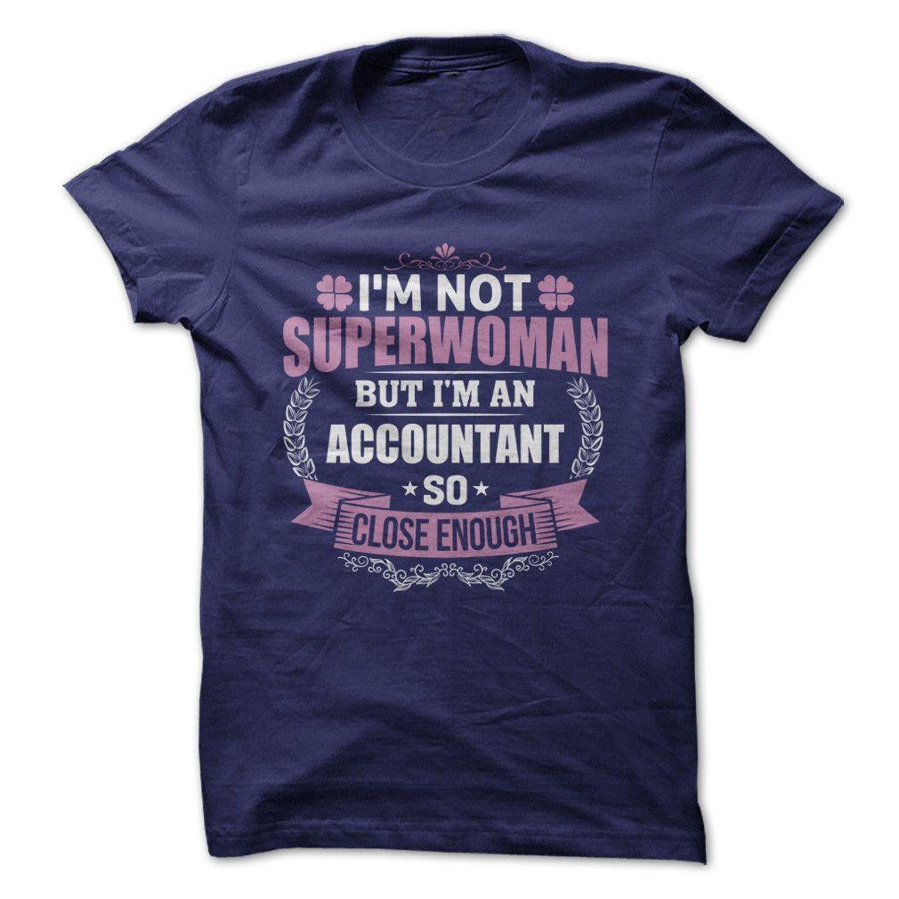 I'm Not Superwoman, But I'm an Accountant