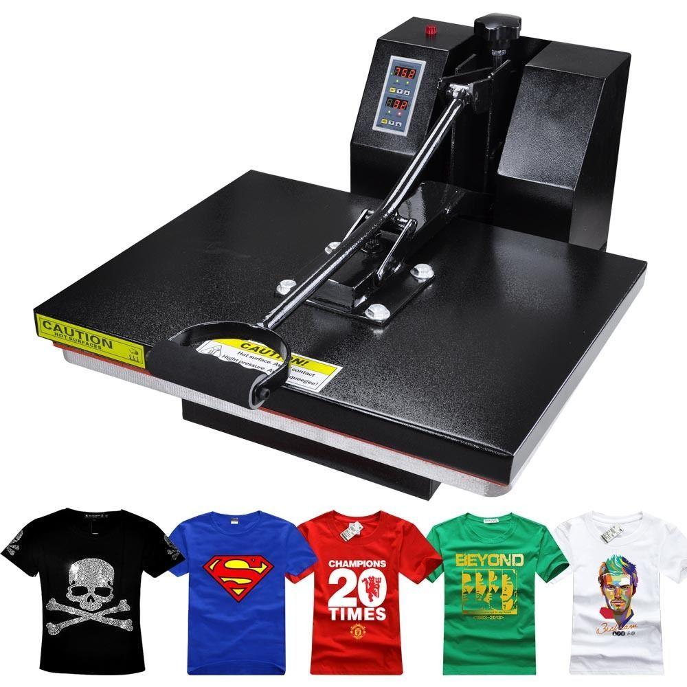 16x20 digital sublimation heat press machine transfer