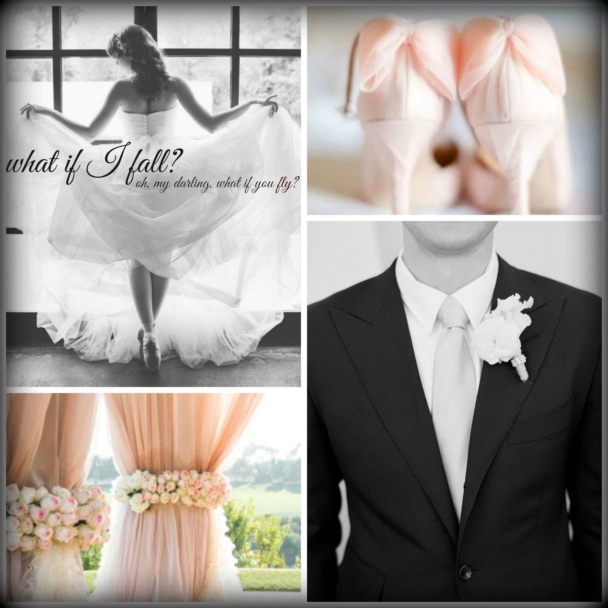 Black Swan Wedding Inspiration blends romance and drama. By AAWEP ...