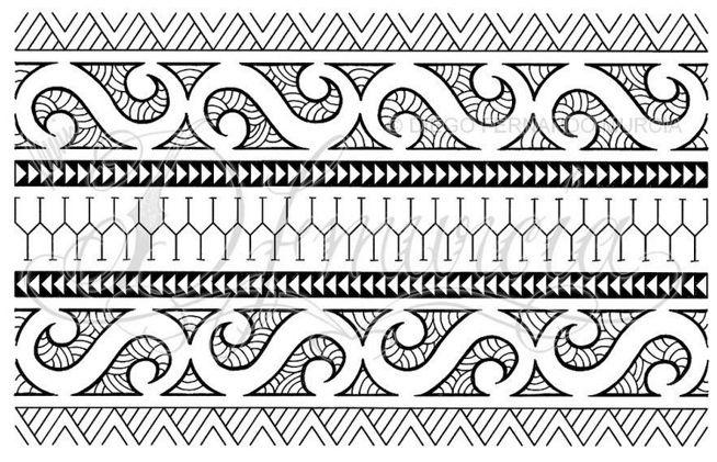 Polynesian Armband Tattoo Designs Jpg 654 421 Tatuagem Maori Bracelete Maori Tatuagem Maori Braco