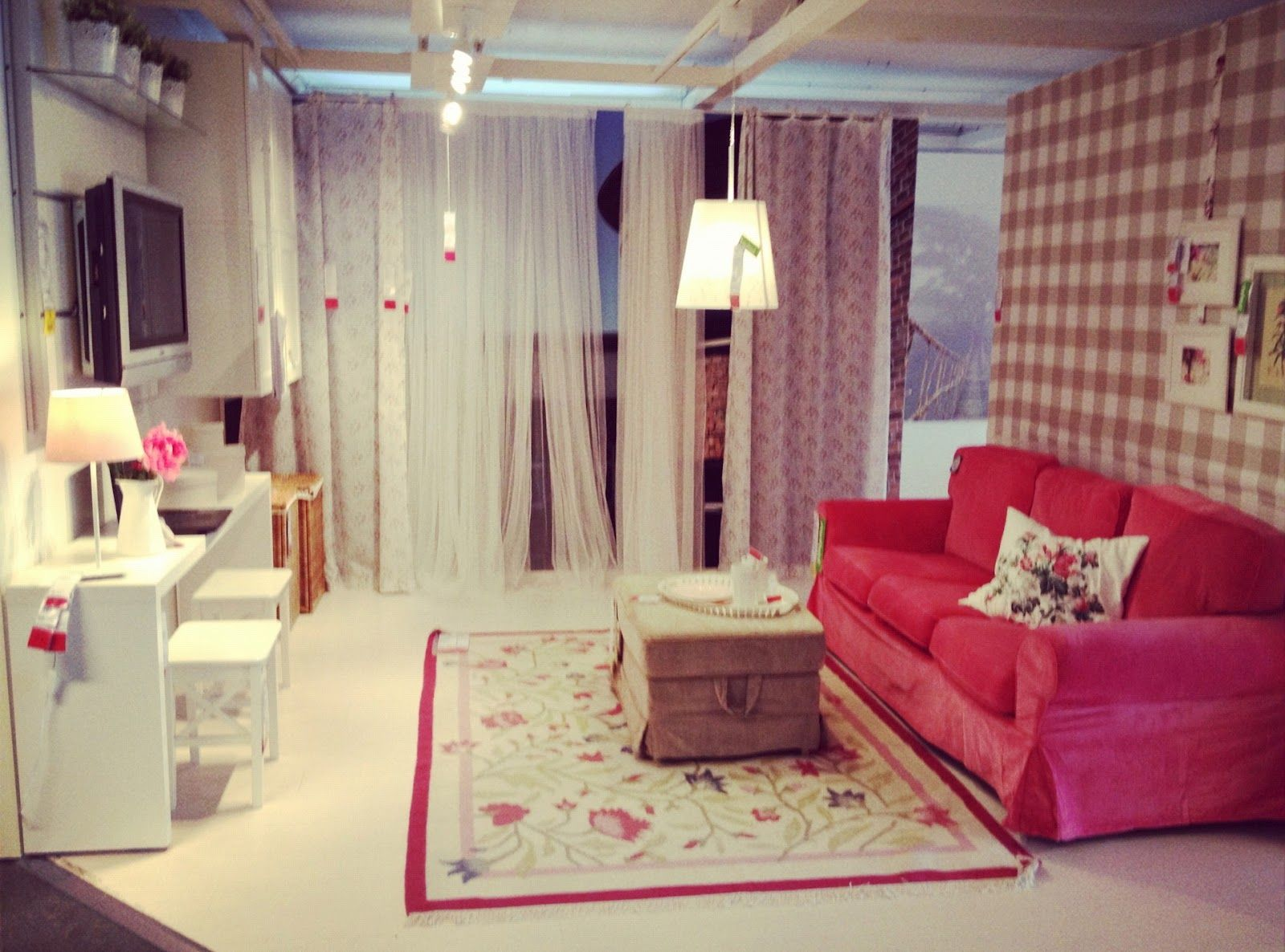 Exceptionnel Ikea Showroom Living Room
