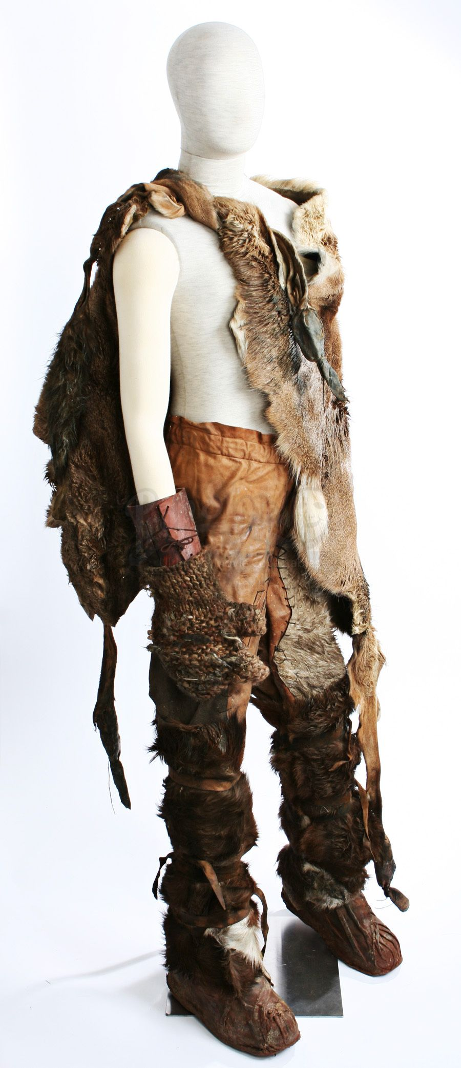 18+ Barbarian clothing information