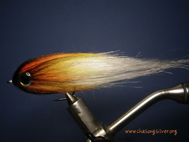 Layering Veils Of Craft Fur Fly Tying Craft Fur Saltwater Flies
