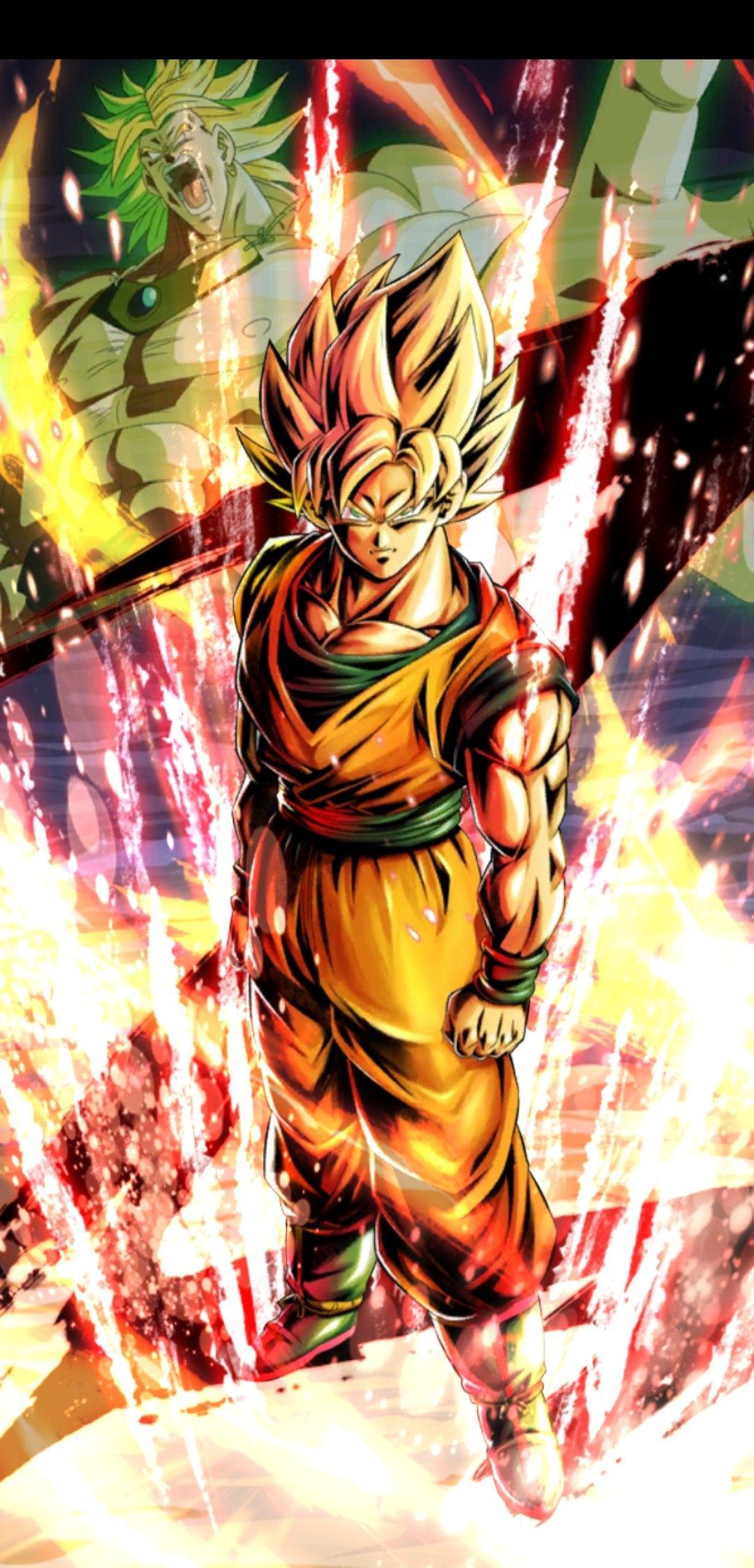 Goku Ssj in 2020 Anime dragon ball super, Dragon ball