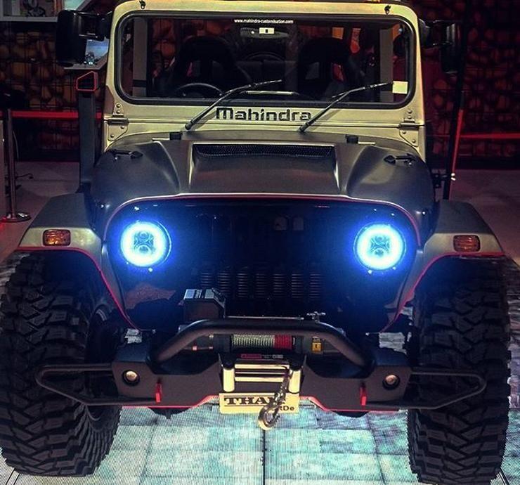 Mahindra Cars Suvs At The Auto Expo Mahindra Cars Mahindra Jeep Mahindra Thar