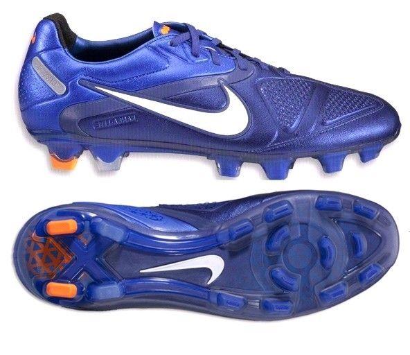 competitive price b837b ddd31 Nike CTR360 Maestri II FG Elite Mens Firm Ground Soccer Cleats(Loyal  Blue Bright Blue Total Orange)