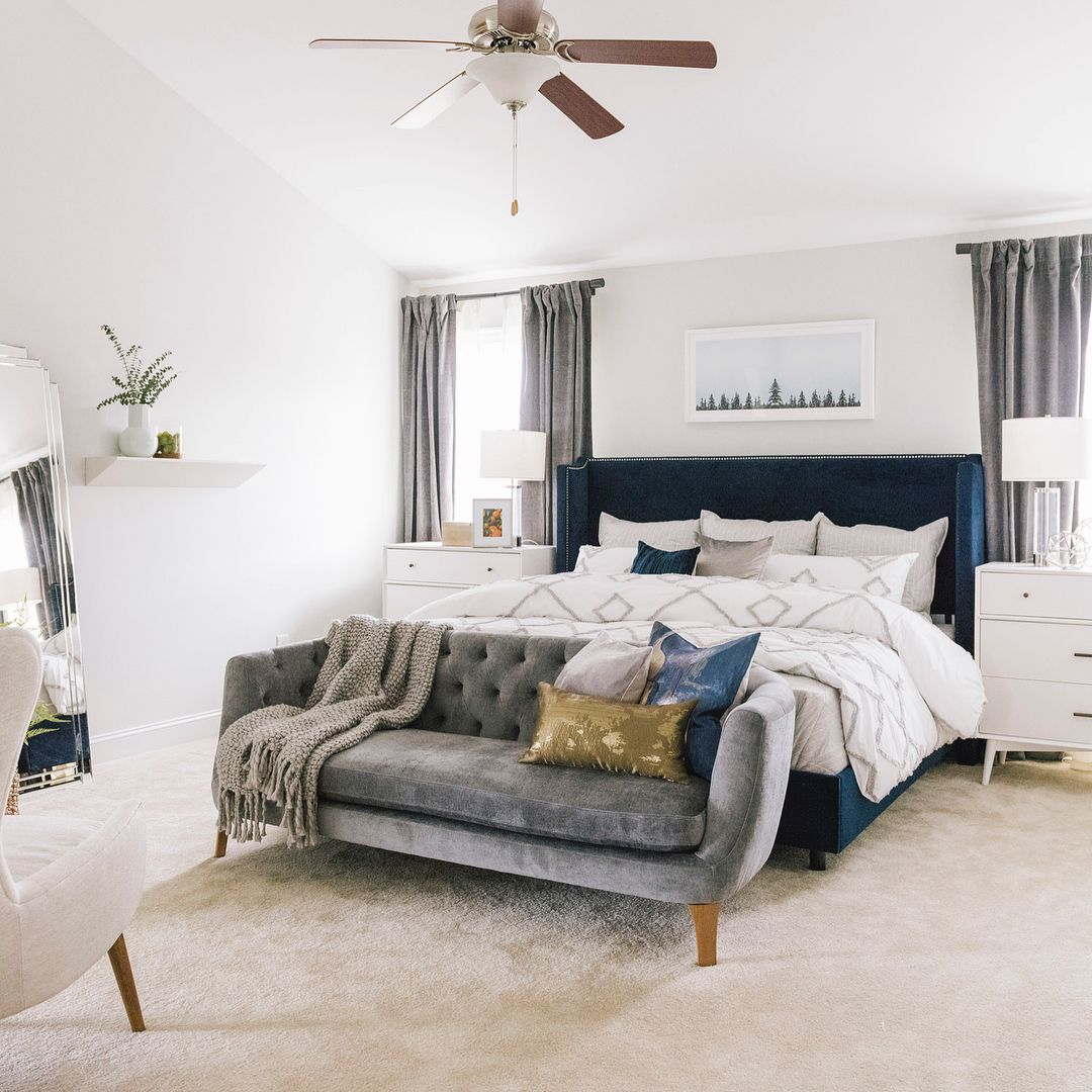 bedroomgoals or what? Our lead home stylist andy_m_webb