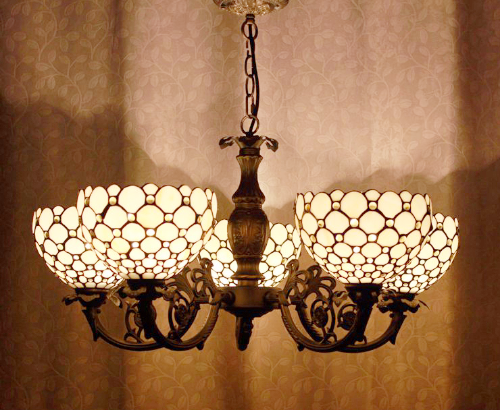 Jewel Tiffany Lighting Grand Chandelier This chandelier is suitable for 8ft plus ceiling or to go & Jewel Tiffany Lighting Grand Chandelier This chandelier is ... azcodes.com