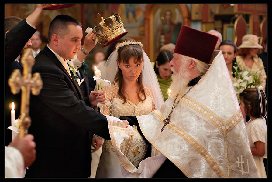 traditional Russian Orthodox Wedding | Diversified