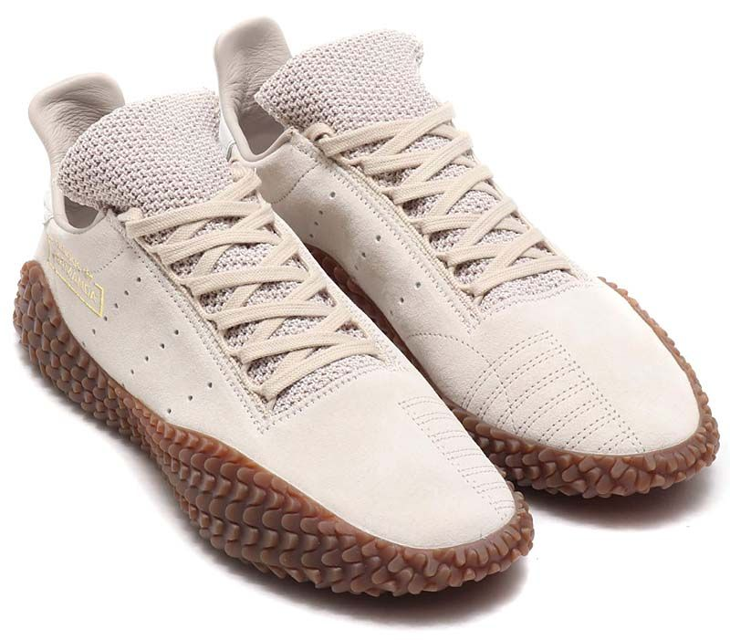adidas Originals KAMANDA 01 CLEAR BROWN CLEAR CLEAR CLEAR BROWN CRYSTAL 640d37
