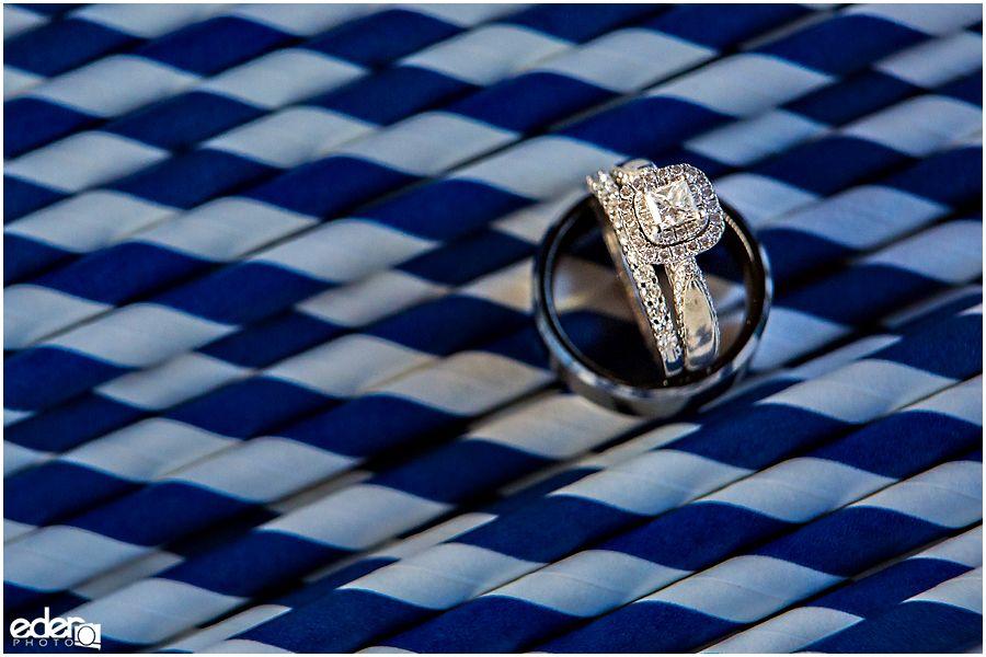 Marina Village Wedding, San Diego Wedding Rings, San Diego Wedding, San