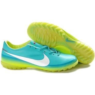 Chaussures foot Nike Mercurial Glide III CR TF Bleu FT6175 Cheap Soccer  Cleats f401e35faf03