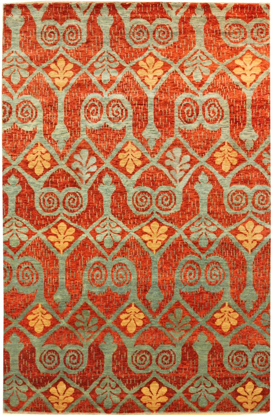 Suzani Ikat Designs Gallery Design Rug Hand Knptted In India