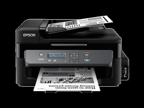 Epson M200 Brand New Ink Tank Printer Printer Driver Printer