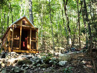 Tiny+Owl+a+primitive+Experience+with+Comfort+at+an+affortable+Rental+Rate+++Vacation Rental in Tennessee from @homeaway! #vacation #rental #travel #homeaway