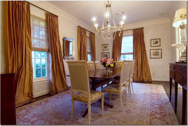 Via Ratecore  Curtains  Pinterest  Living Room Curtains Amazing Formal Dining Room Curtain Ideas Design Inspiration