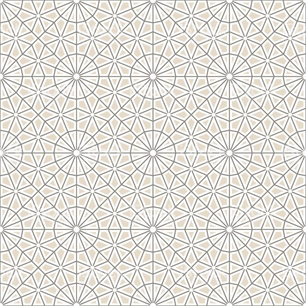 Seamless Islamic Background Vector Background Islamic Patterns