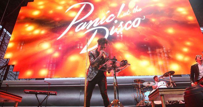 Watch: Panic! at the Disco's new music video 'Hallelujah'