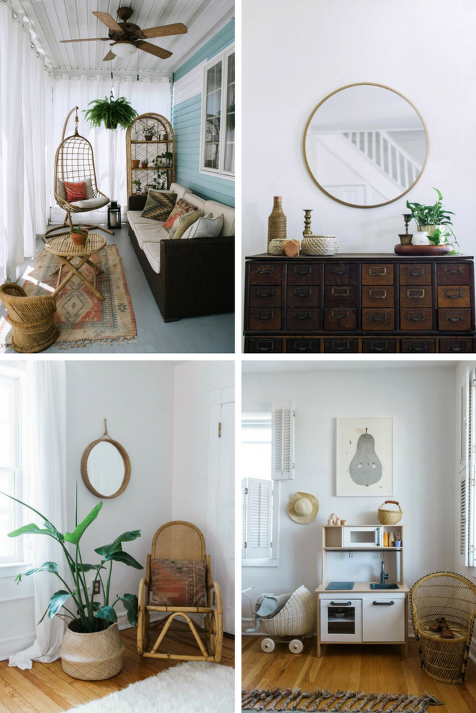 Summer inspired homes also giving us major vacation vibes our home rh pinterest
