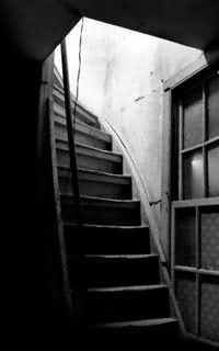 Stairwell Leading To The Annex Anne Frank Anne Frank Amsterdam